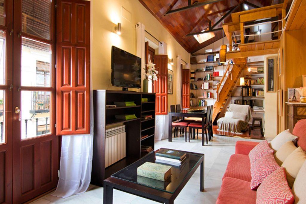 Apartamento 4 personas Granada 43