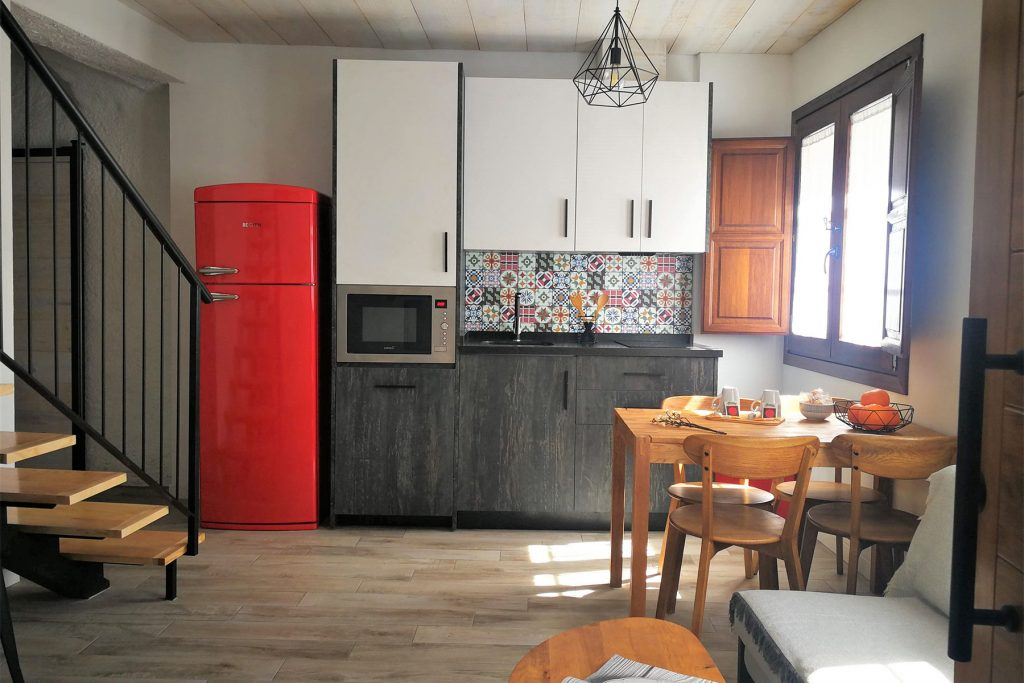Apartamento cueva Granada 07