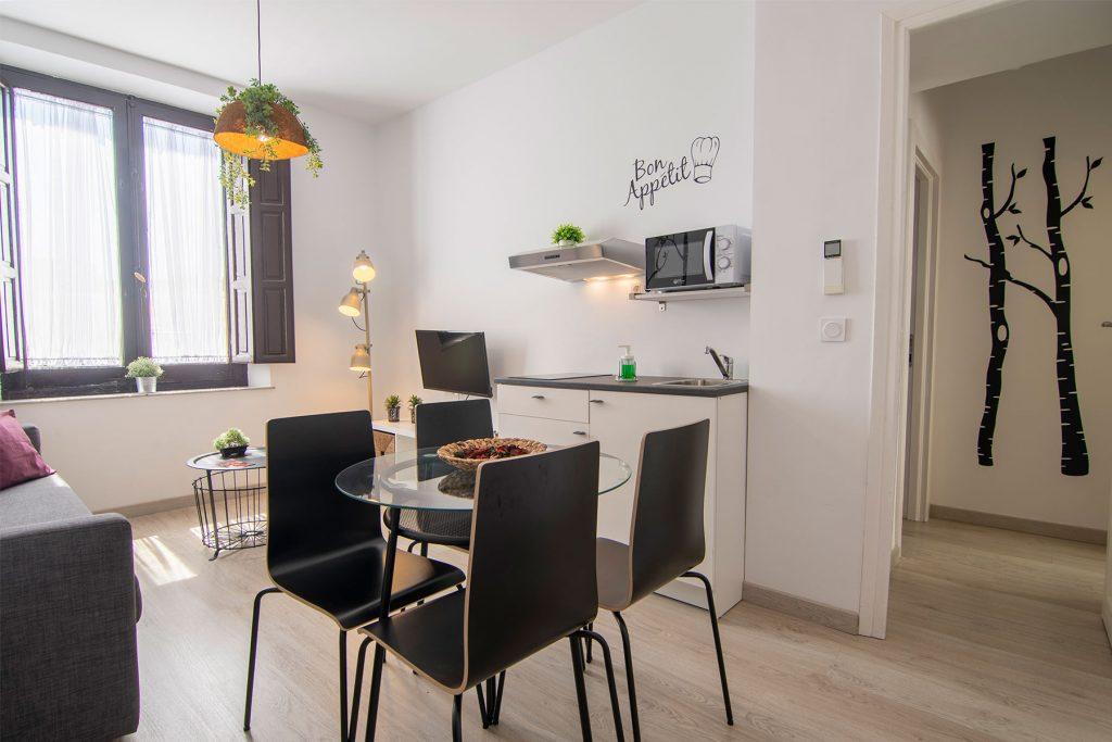 Apartamento 4 personas Granada 27