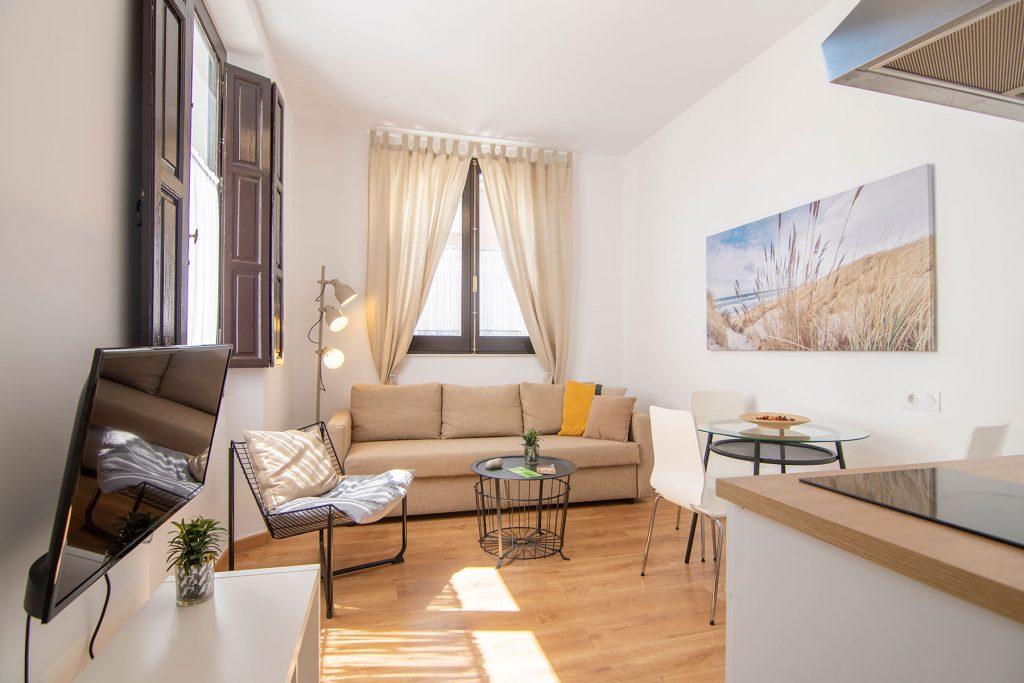 Apartamento 6 personas Granada 01