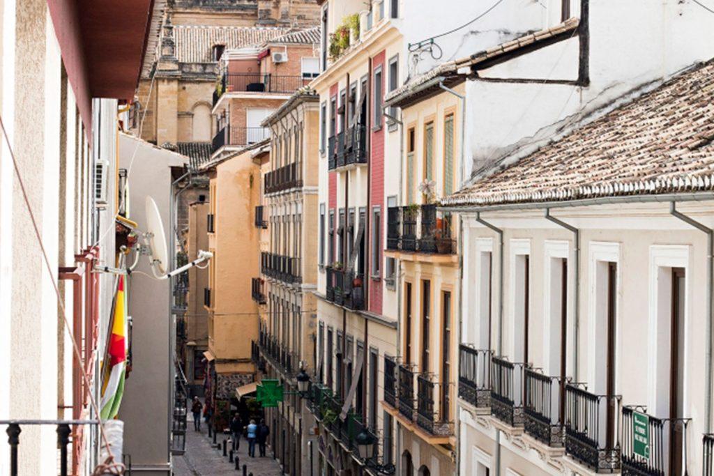 Apartamento 4 personas Granada 44