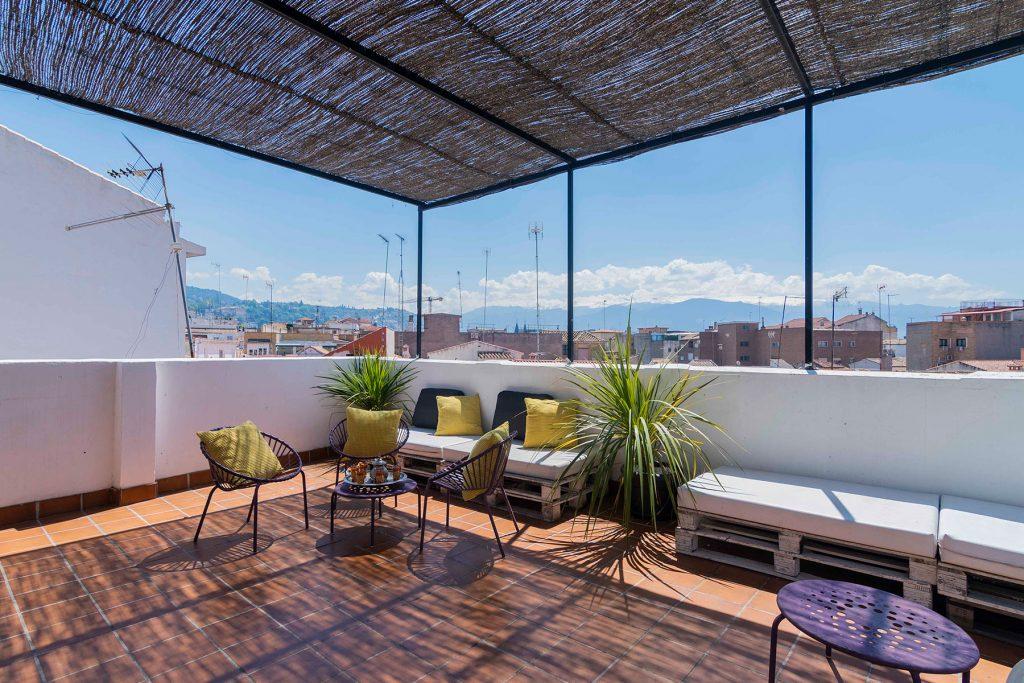 Apartamento 8 personas Granada 01