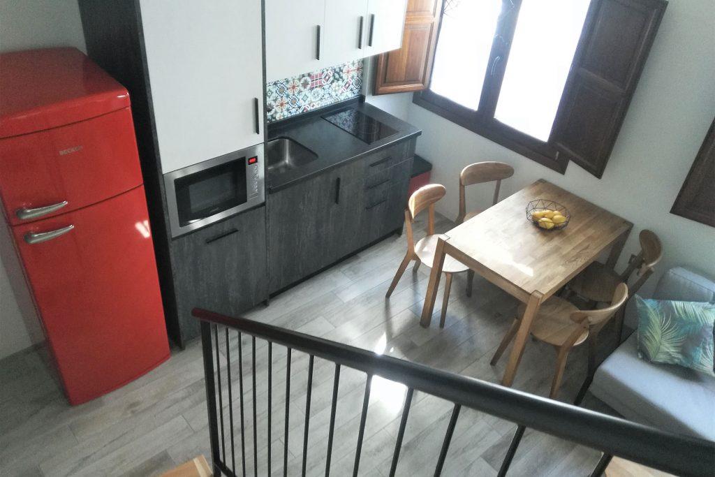 Apartamento cueva Granada 05