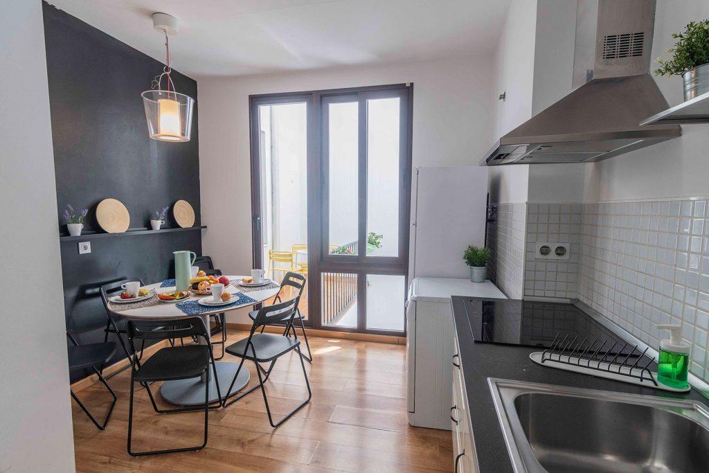Apartamento 8 personas Granada 03