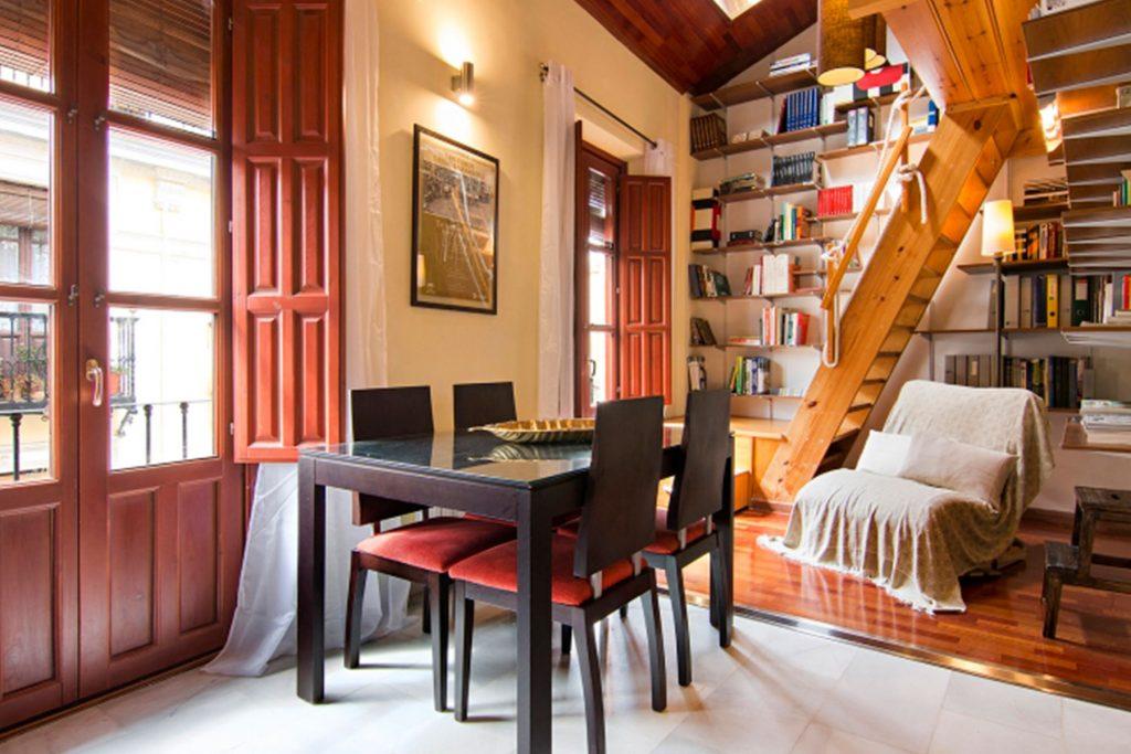 Apartamento 4 personas Granada 41