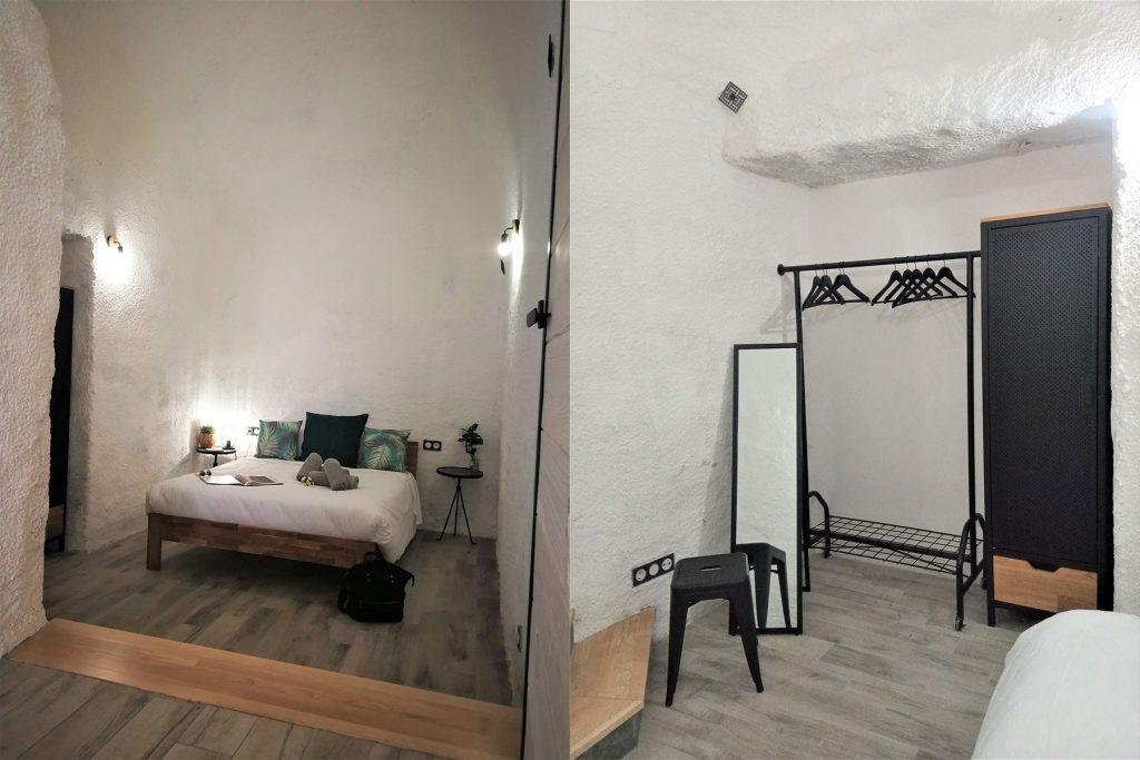 Apartamento cueva Granada 01