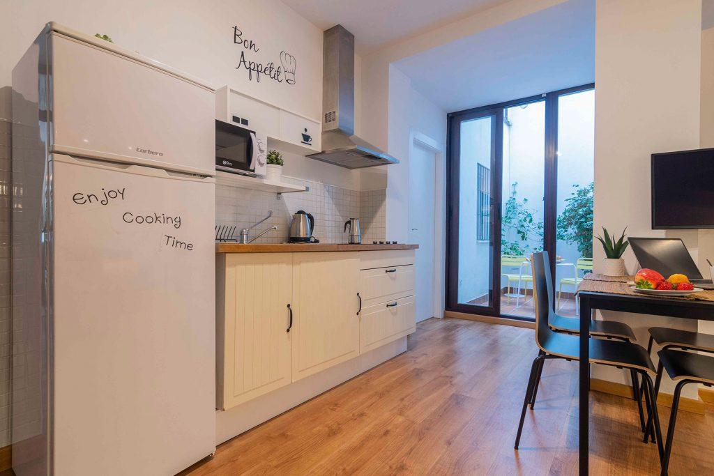Apartamento 4 personas Granada 32