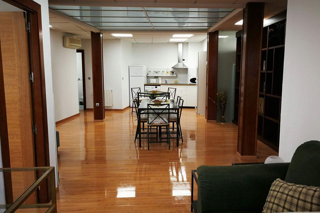 Apartamento 9 personas Granada 01