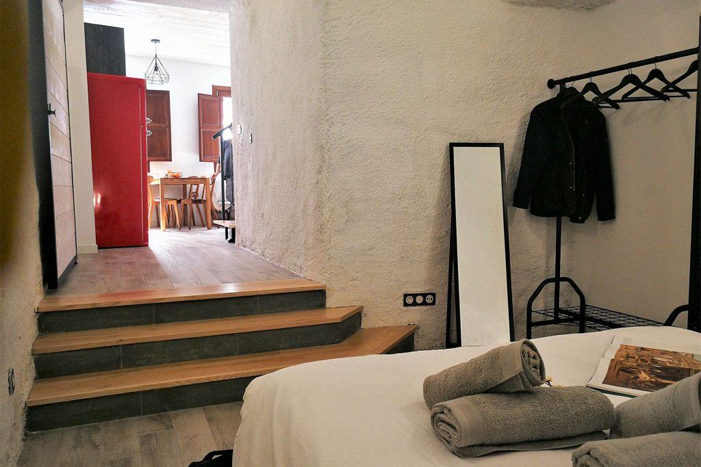 Apartamento cueva Granada 08