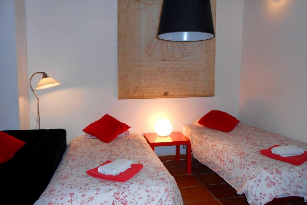 Apartamento 4 personas Granada 04