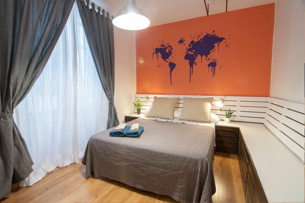 Apartamento 4 personas Granada 33