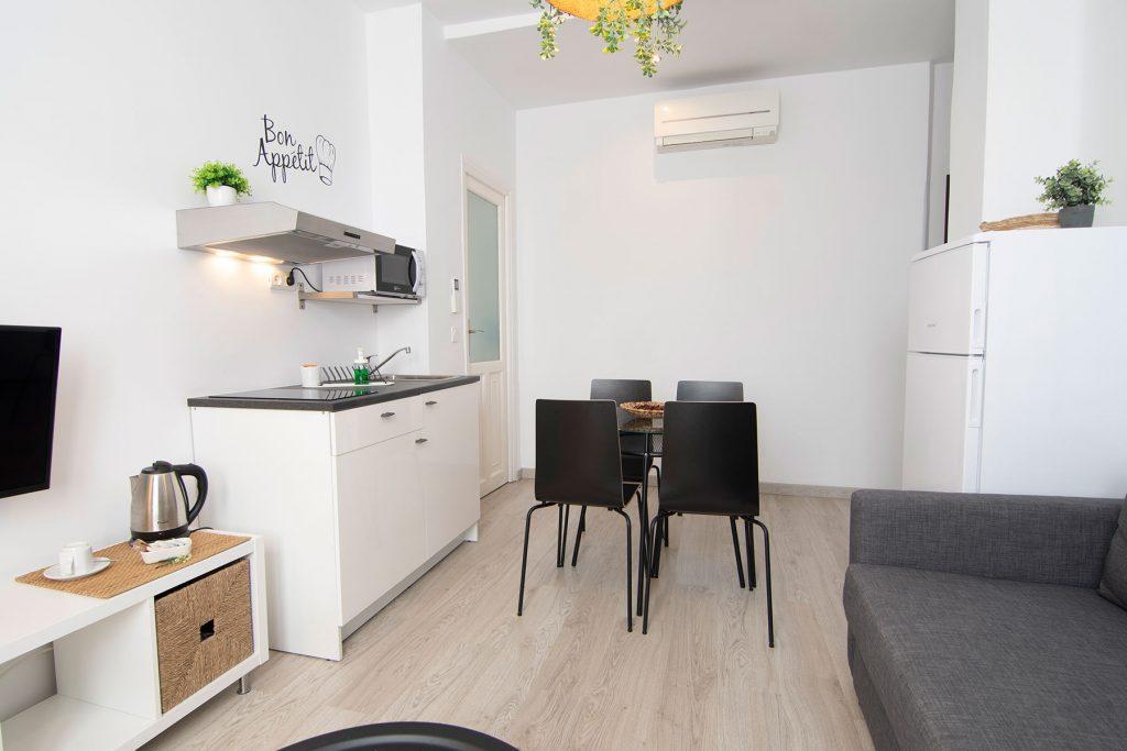 Apartamento 4 personas Granada 26