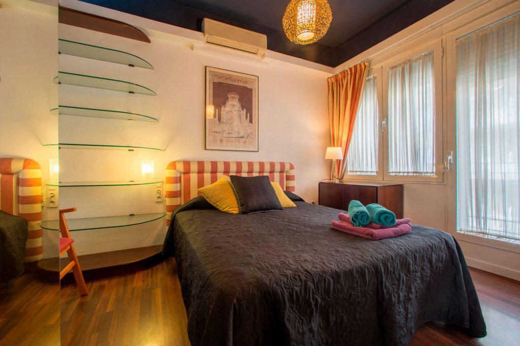 Apartamento 4 personas Granada 22