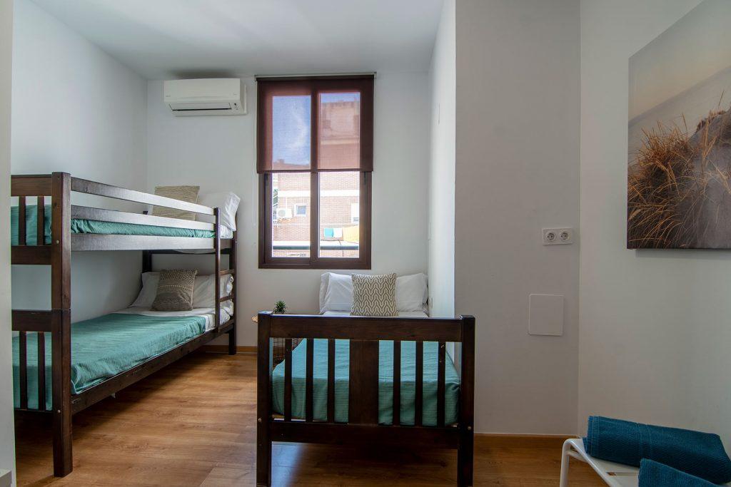 Apartamento 6 personas Granada 03