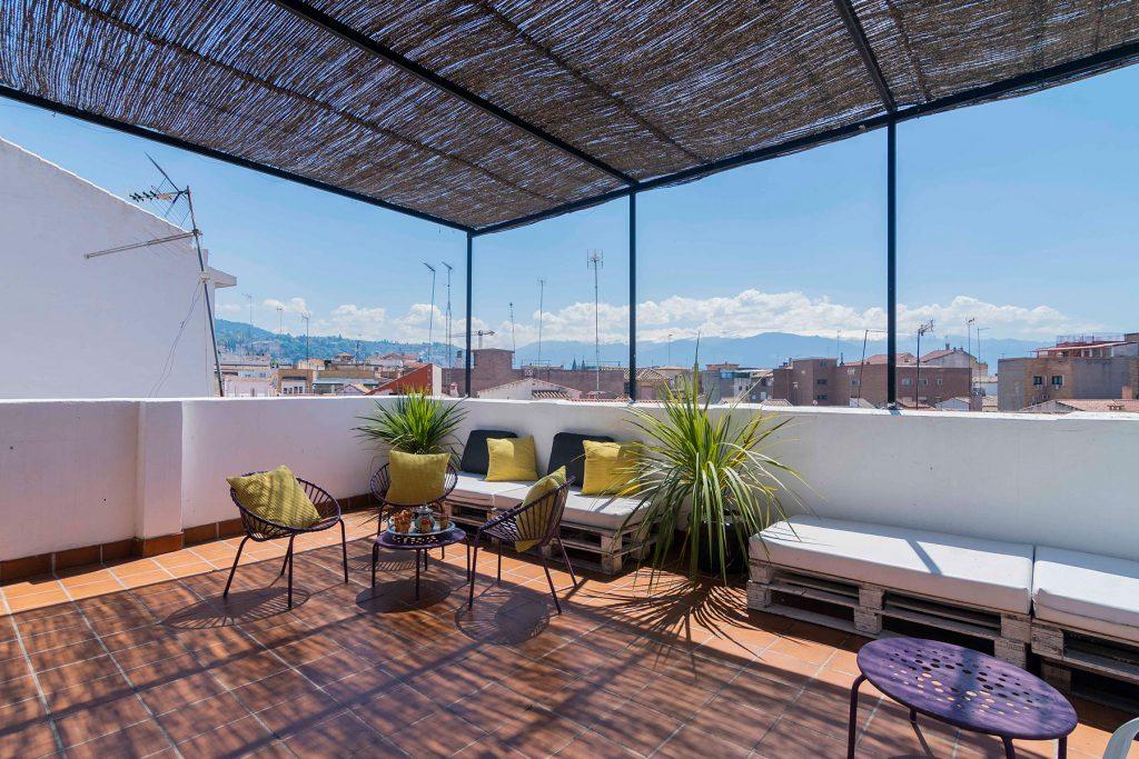 Apartamento 4 personas Granada 20