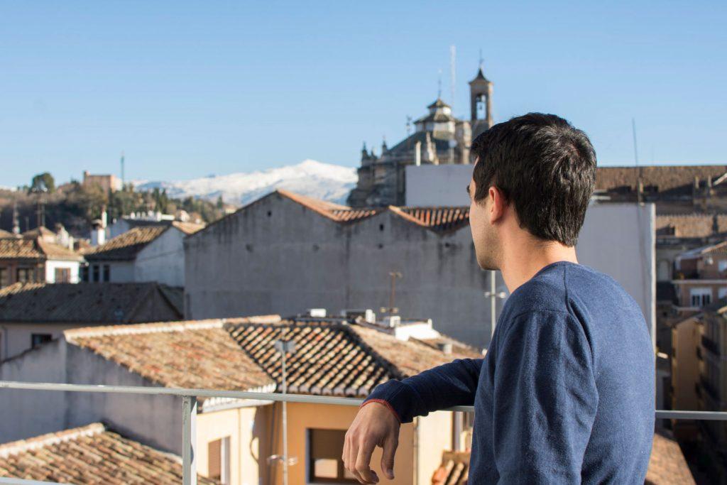 Ático en Granada 6 personas 05