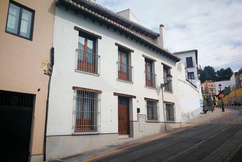 Apartamento cueva Granada 04