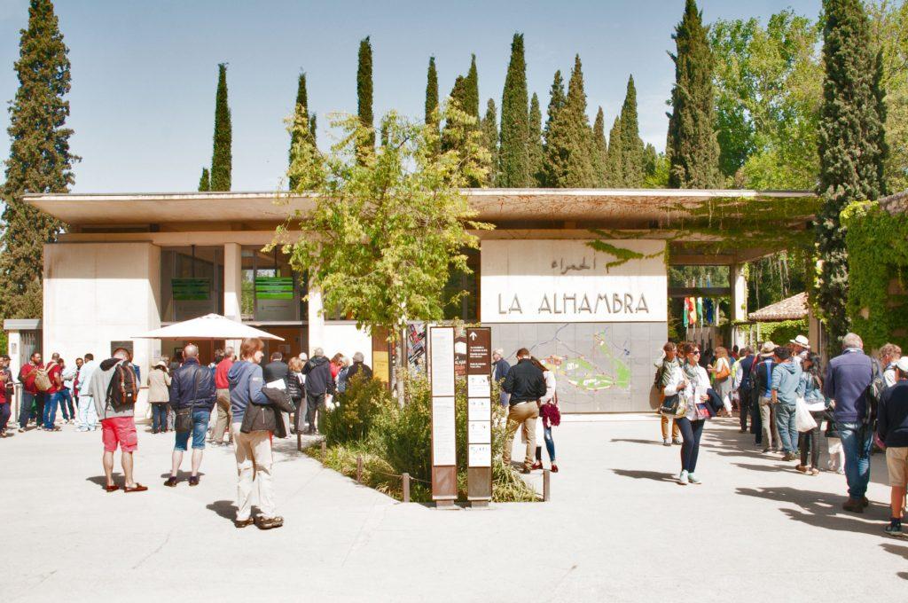 Apartamento cerca Alhambra 02
