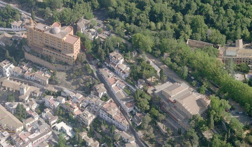 Apartamento cerca Alhambra 10