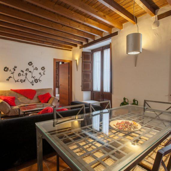 Apartamento 6 personas Granada 26