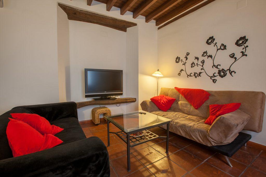 Apartamento 6 personas Granada 27
