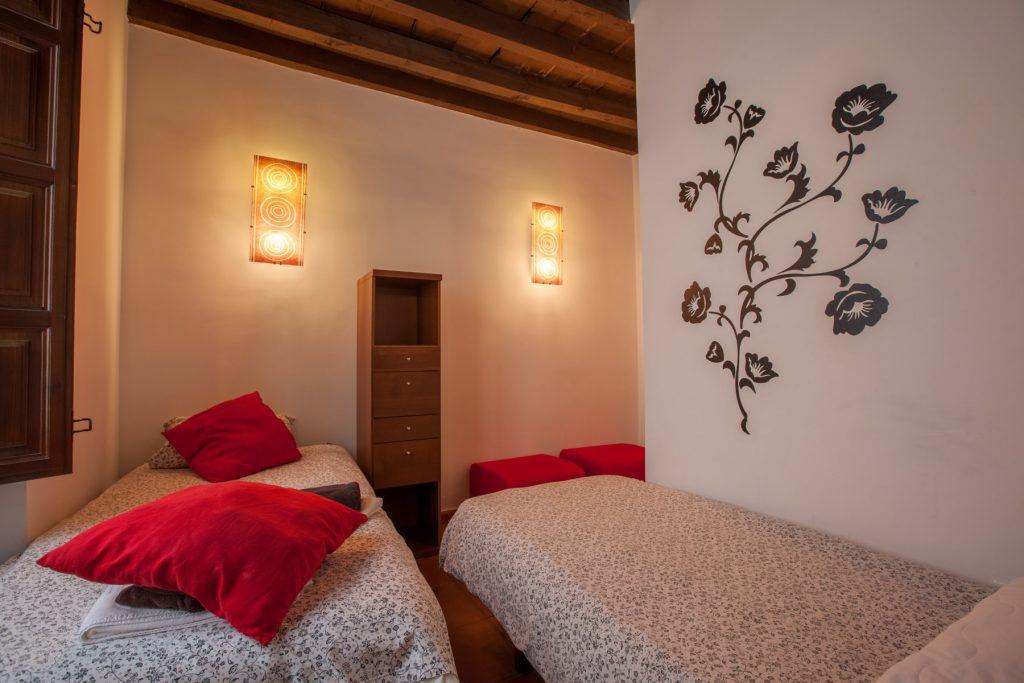 Apartamento 6 personas Granada 24