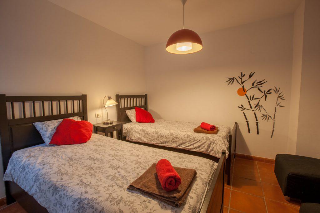 Apartamento 6 personas Granada 13