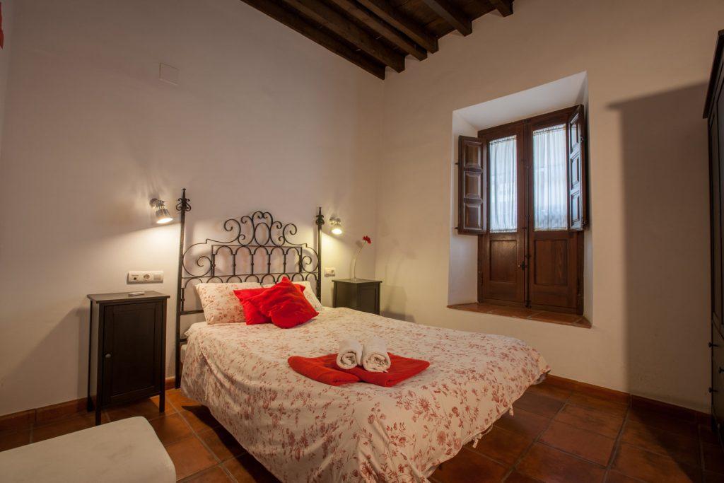 Apartamento 4 personas Granada 08
